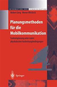 Planungsmethoden F�r Die Mobilkommunikation