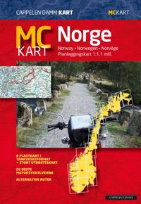 MC kart; Norge=Norway=Norwegen=Norvège -  pdf epub