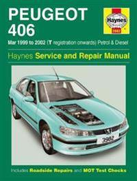 Peugeot 406 Petrol and Diesel Service and Repair Manual