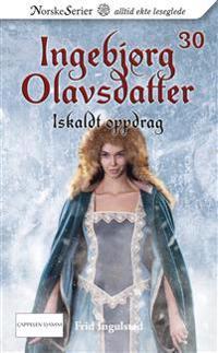 Iskaldt oppdrag - Frid Ingulstad | Inprintwriters.org