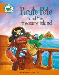 Literacy edition storyworlds stage 4, fantasy world pirate pete and the tre