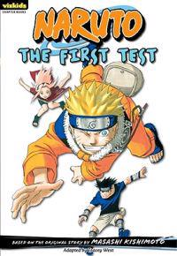 Naruto, Volume 10: The First Test
