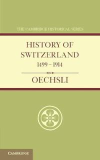 History of Switzerland 1499-1914