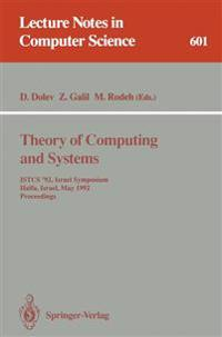 Theory of Computing and Systems