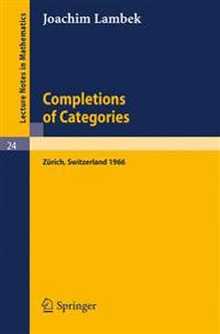 Completions of Categories