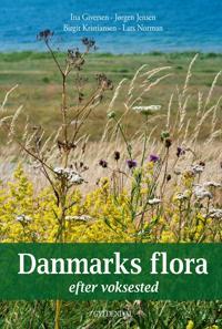 Danmarks flora efter voksested