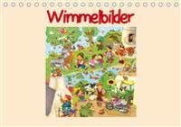 Wimmelbilder (Tischkalender 2020 DIN A5 quer) - Marion Krätschmer - böcker (9783670352952)     Bokhandel