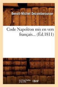 Code Napoleon MIS En Vers Francais (Ed.1811)