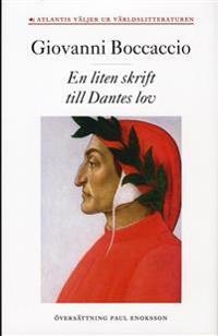 En liten skrift till Dantes lov