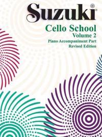 Suzuki Cello School, Vol 2: Piano Acc.