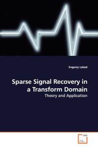 Sparse Signal Recovery in a Transform Domain