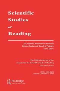 The Cognitive Neuroscience of Reading