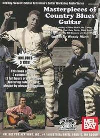 Masterpieces of Country Blues Guitar [With 3 CDs]