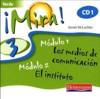 Mira 3 verde audio cd (pack of 3)