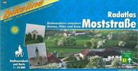 Moststrasse Radatlas Radfahren Zwischen Donau, Ybbs Und Enns