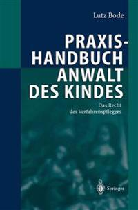 Praxishandbuch Anwalt Des Kindes