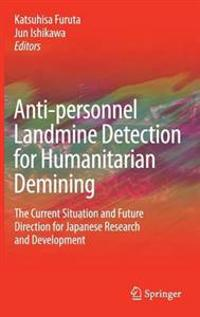 Anti-personnel Landmine Detection for Humanitarian Demining