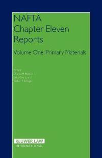 Nafta Chapter Eleven Reports