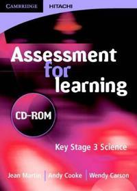 Assessment for Learning CD-ROM