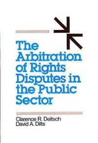 Arbitration of Rights Disputes in the Public Sector