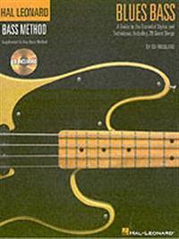 Blues Bass - Hal Leonard Bass Method Stylistic Supplement