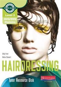 Level 3 (NVQ/SVQ) Diploma in Hairdressing Tutor Resource Disk