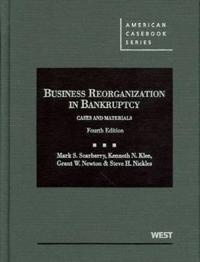 Business Reorganization in Bankruptcy