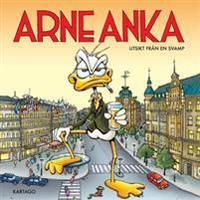 Arne Anka. Utsikt från en svamp