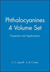 Phthalocyanines: Properties and Applications, 4 Volumes Set,