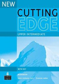 New cutting edge upper-intermediate workbook with key