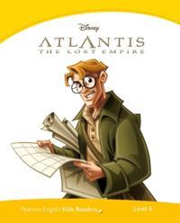 Level 6: Disney Atlantis The Lost Empire