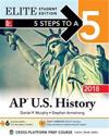 5 Steps to a 5: AP U.S. History 2018, Elite Student Edition
