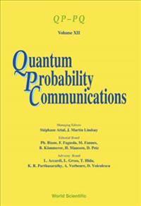 Quantum Probability Communications: Qp-pq - Volume Xii