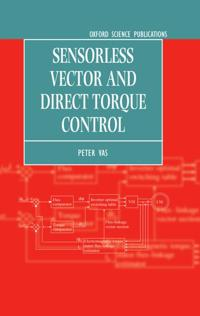 Sensorless Vector and Direct Torque Control