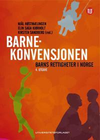Barnekonvensjonen; barns rettigheter i Norge -  pdf epub