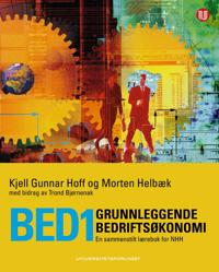 BED1 - Kjell Gunnar Hoff, Morten Helbæk   Inprintwriters.org