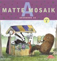 Matte Mosaik 2 Grundbok 2A