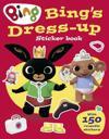 Bing's Dress-Up Sticker Book