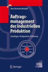 Auftragsmanagement Der Industriellen Produktion