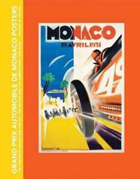 Grand Prix Automobile De Monaco Posters