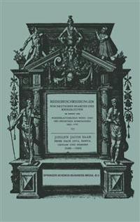 Reise Nach Java, Banda, Ceylon Und Persien 1644–1660