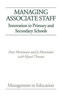 Managing Associate Staff