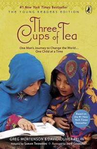 Three Cups of Tea - Greg Mortenson  David Oliver Relin  Sarah (ADP) Thomson - pocket (9780142414125)     Bokhandel