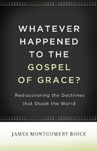 Whatever happened to the gospel of grace? - rediscovering the doctrines tha