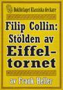 Filip Collin: Stölden av Eiffeltornet. Återutgivning av text från 1931