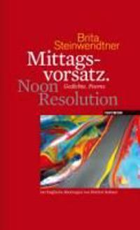 Mittagsvorsatz. Noon Resolution