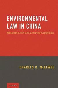Environmental Law in China