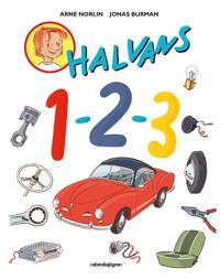Halvans 1-2-3 - Arne Norlin, Jonas Burman pdf epub