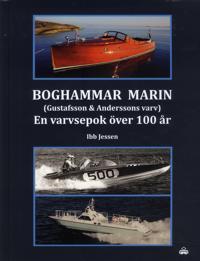 Boghammars Marin : En varvsepok över 100 år - Ibb Jessen ...