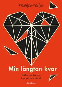 Min längtan kvar : dikter om kärlek - tappad och hittad